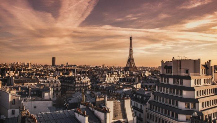 paris skyline france trips and tours