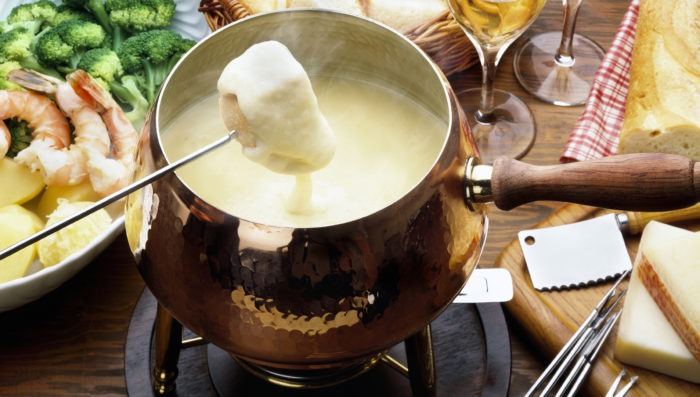 french fondue