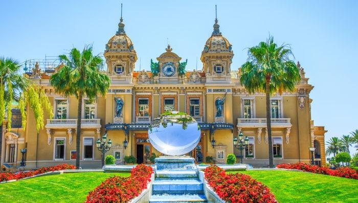 Monte Carlo, city in Monaco