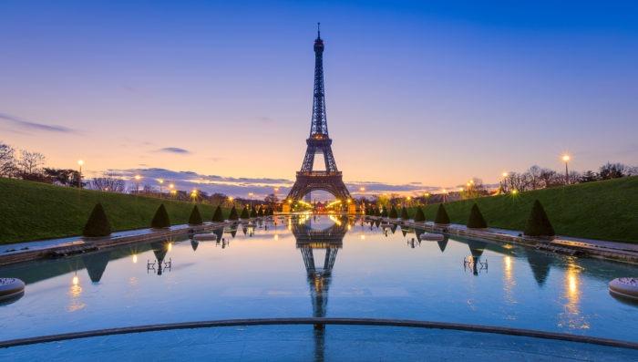 Eiffer tower in Paris