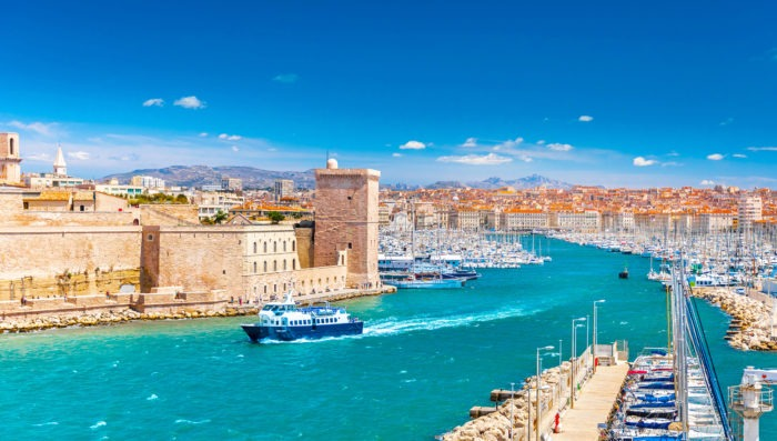 marseille city in France