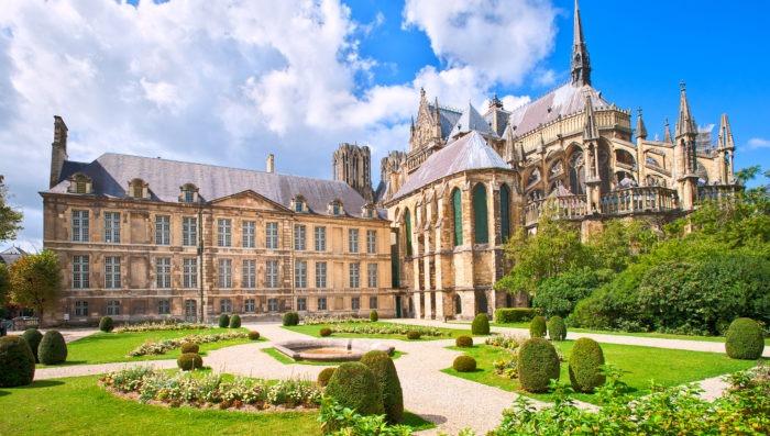 Reims' beautiful landscape