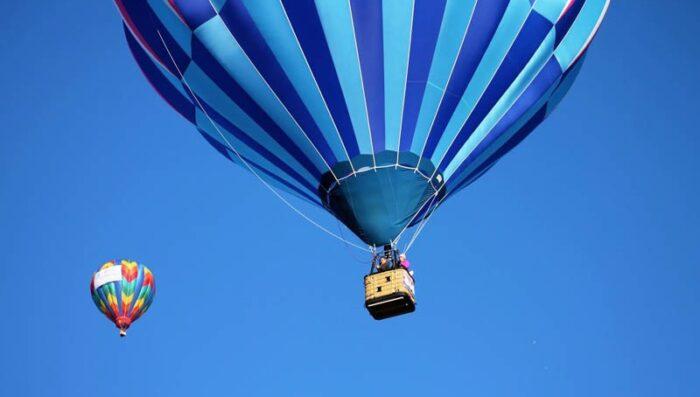 Hot Air Balloons Loire Valley