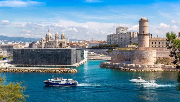 Fort Saint Jean in Marseille