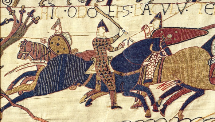 The 11th Century Bayeux Tapestry