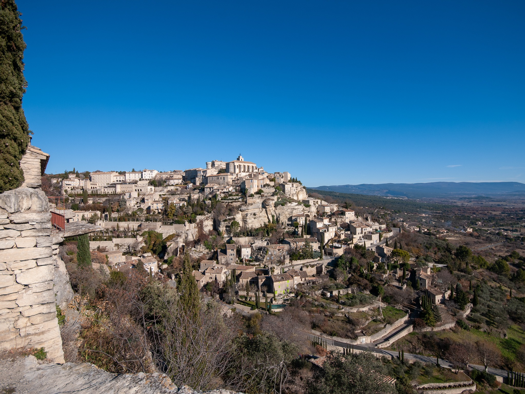 Gordes, perches village luberon