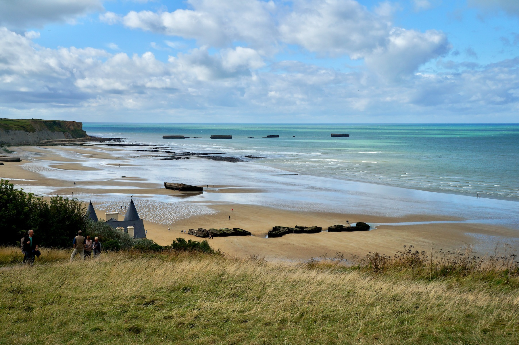 seven unmissable world war ii sites to see in normandy