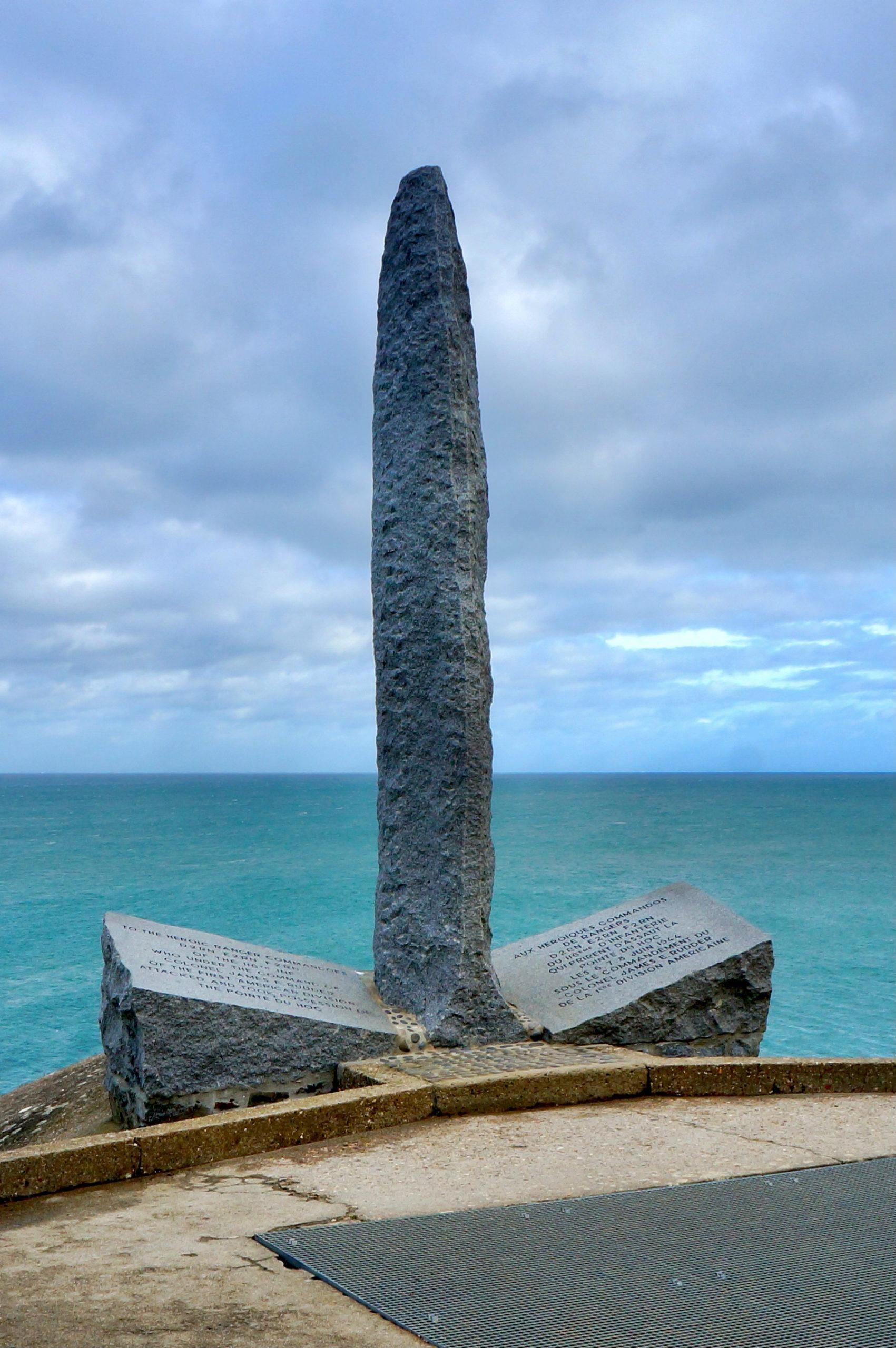 seven unmissable world war ii sites in normandy pointe du hoc