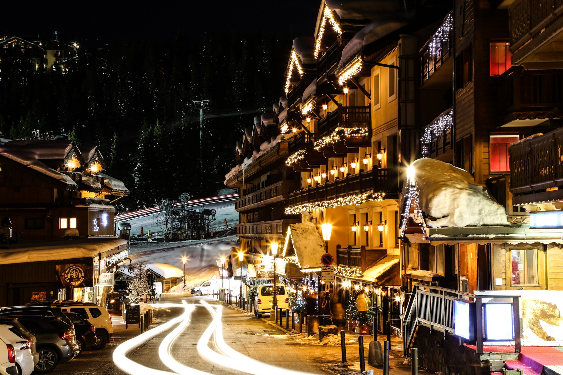 french winter ski guide courchevel what to do