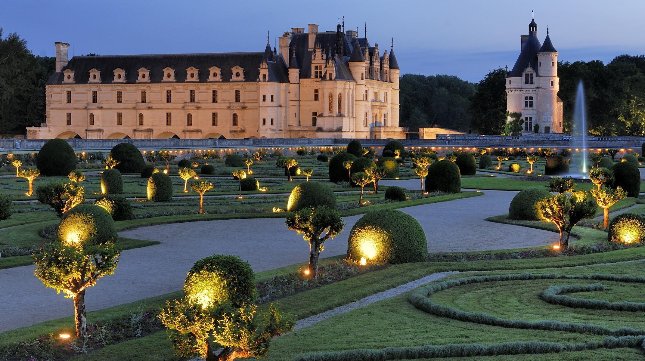 10 loire valley châteaux