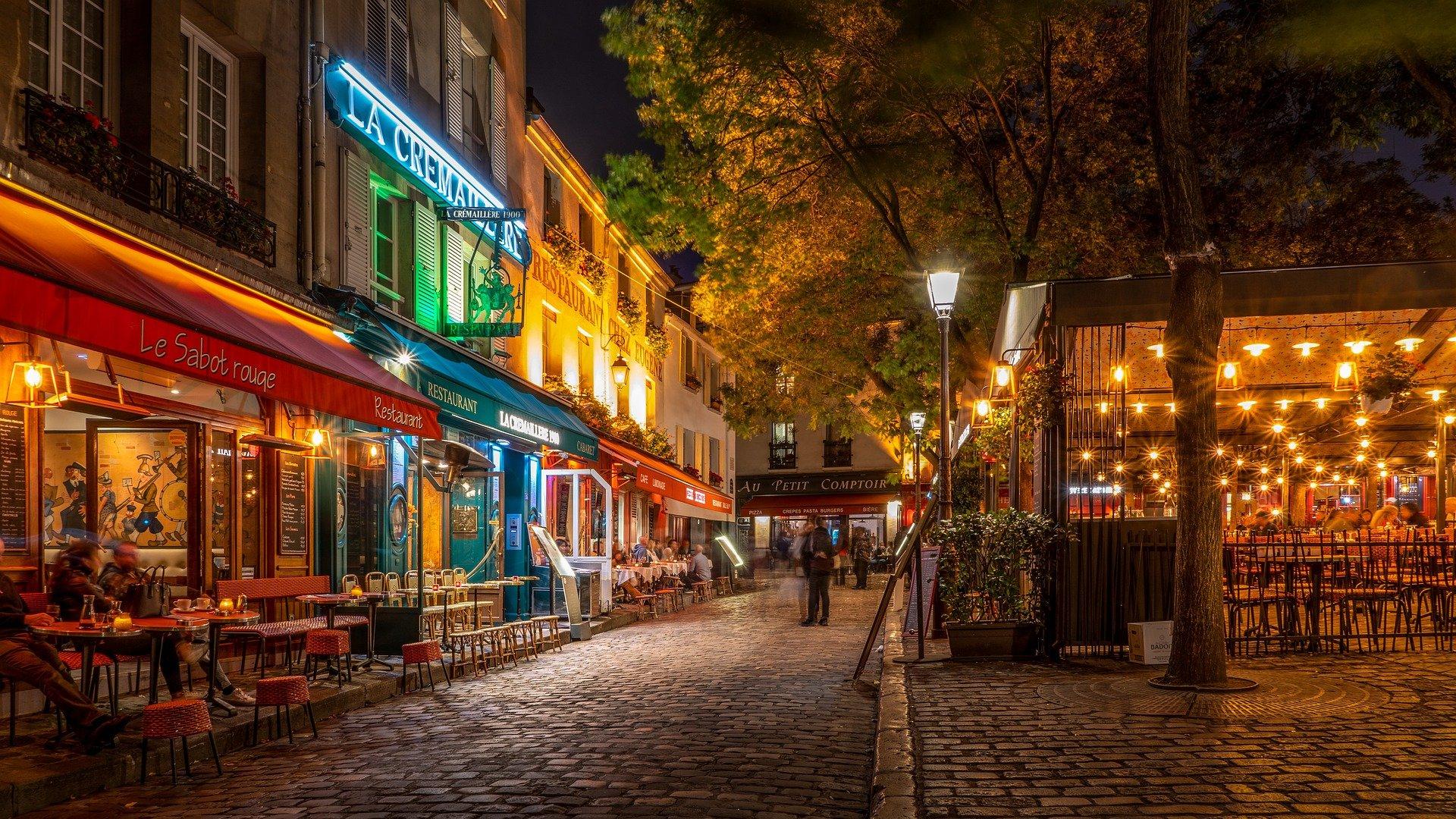 favorite classic french restaurants in paris